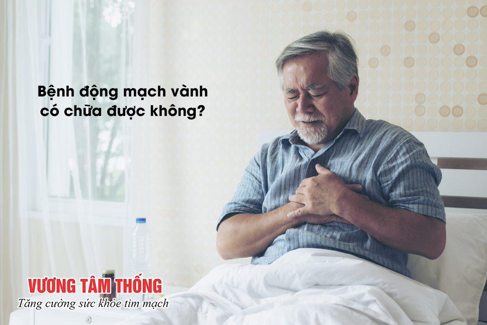 Bệnh động mạch vành có chữa được không? – Xem ngay cách trị hiệu quả